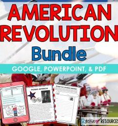 Revolutionary War American Revolution   Rockin Resources [ 2000 x 2000 Pixel ]