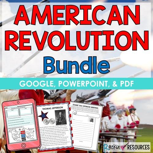 small resolution of Revolutionary War American Revolution   Rockin Resources