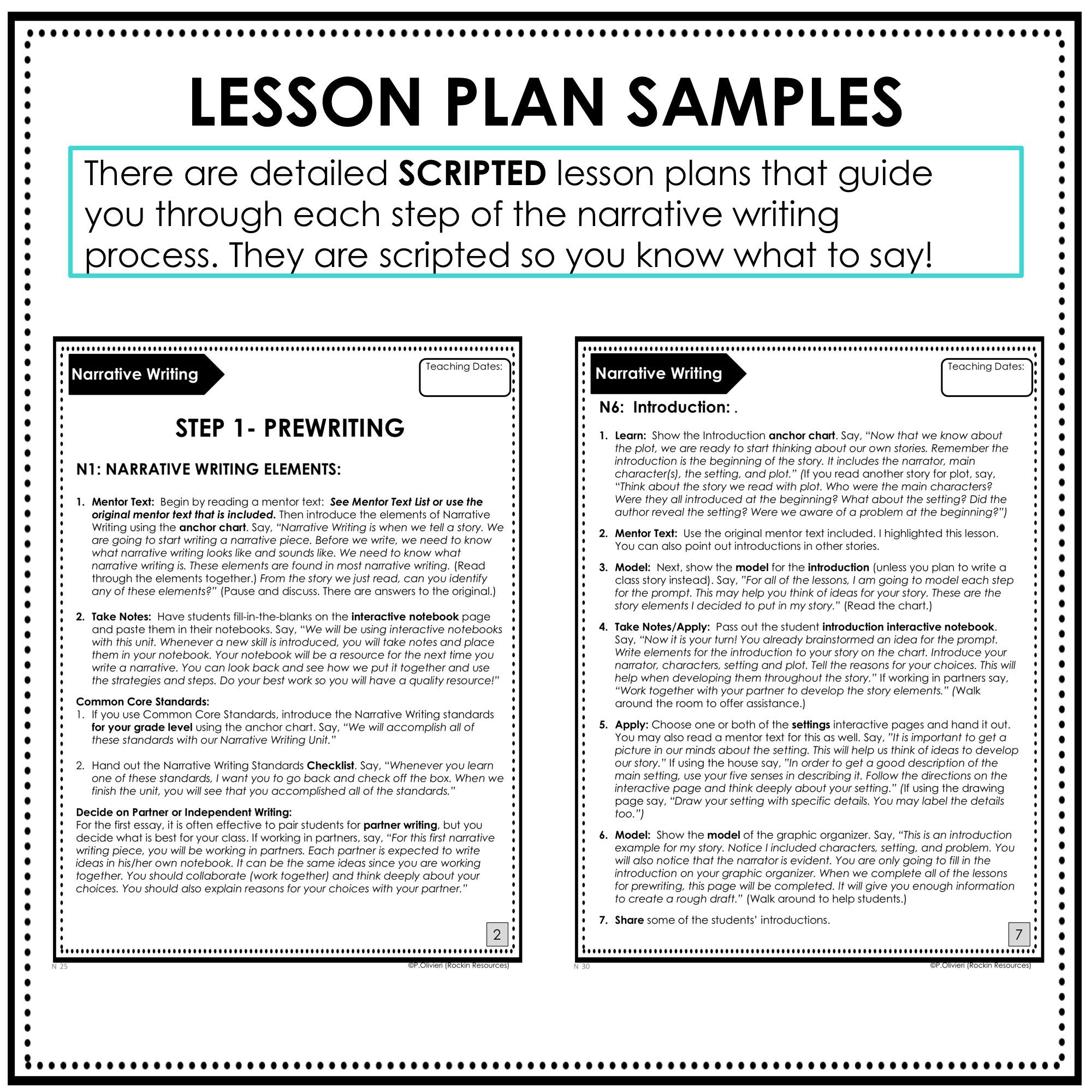 medium resolution of Step-by-Step Writing Program for Grades 3-5   Rockin Resources
