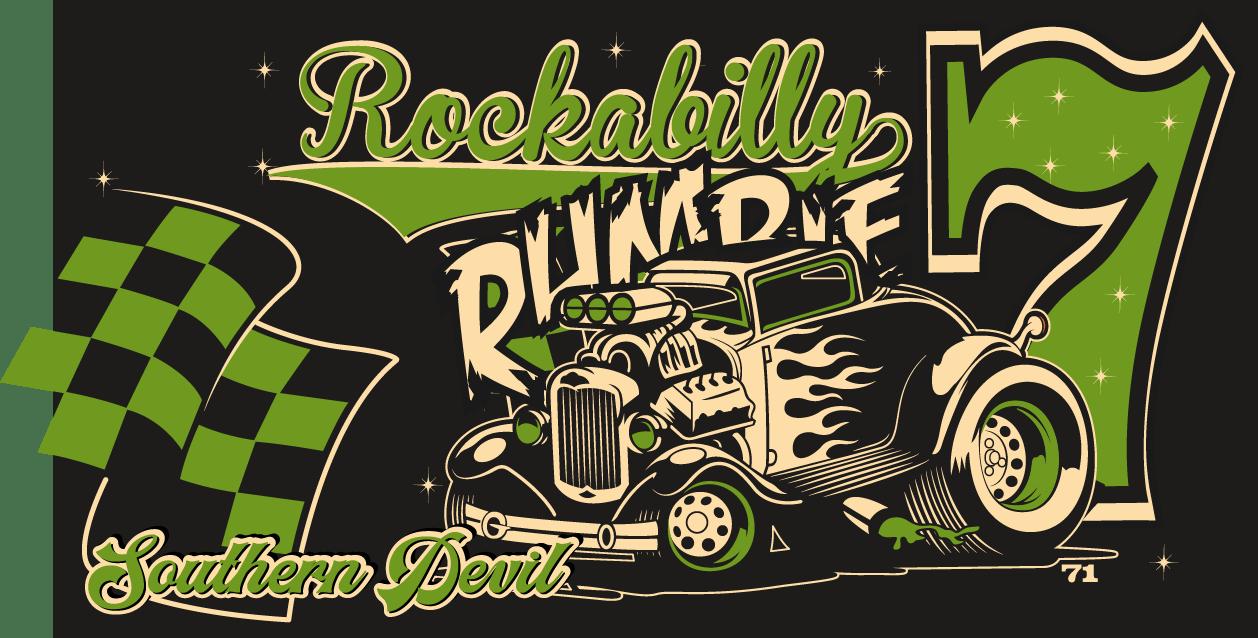 Rockabilly Rumble Garage71