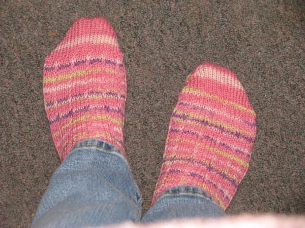First socks I made for myself!