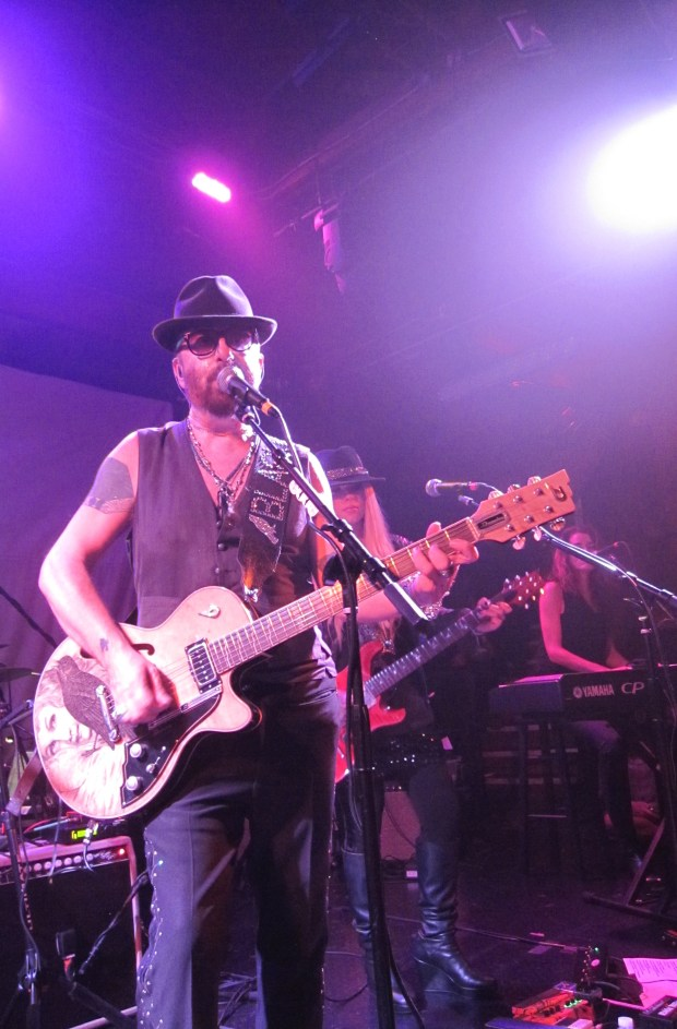 Dave Stewart and Orianthi