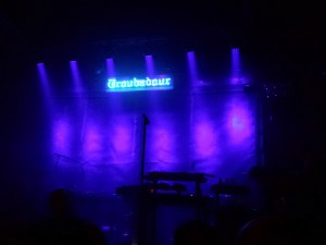 Troubadour Stage