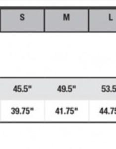 also size chart van heusen rh rocklandathletics
