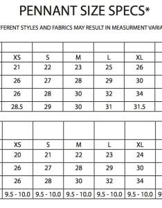 also size chart pennant sportswear rh rocklandathletics