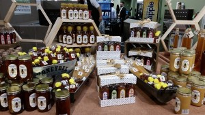 Rockland Honey being sold at Evergreen Kosher Supermarket.