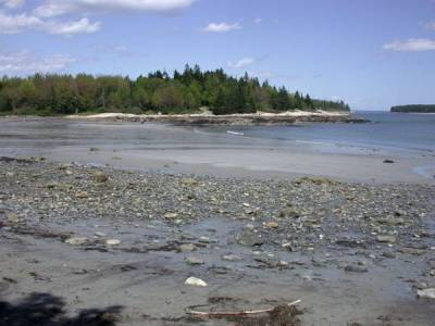 Birch Point Beach State Park - Rockland Maine Things to Do
