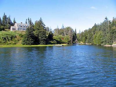 North Haven Island Maine - Rockland Maine Things to Do