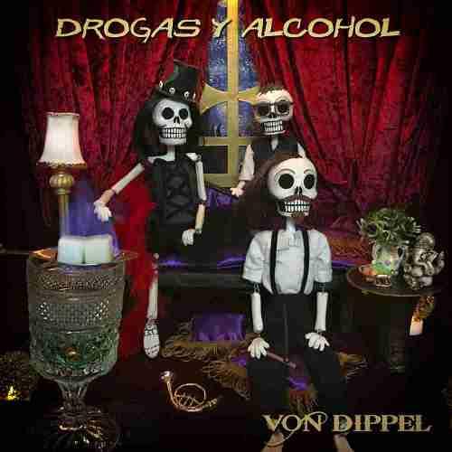 Drogas y Alcohol Artwork