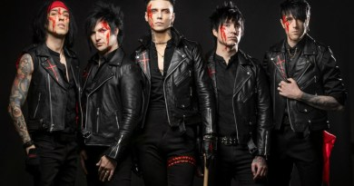 """BLACK VEIL BRIDES RELEASE ANIMATED LYRIC VIDEO FOR  """"CRIMSON SKIES"""" FROM THE UPCOMING RELEASE"""