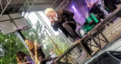 GEMINI SYNDROME: Aliens, an Album, and a Tour