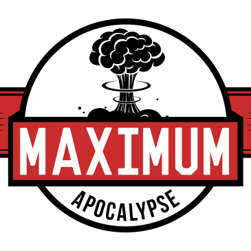 Maximum Apocalypse Logo