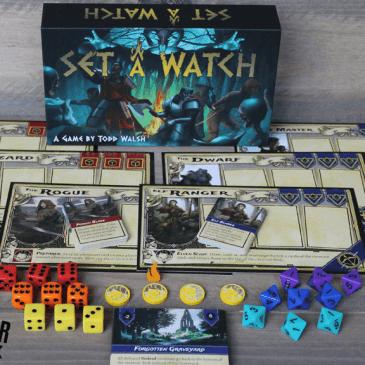 Set a Watch is LIVE on Kickstarter!