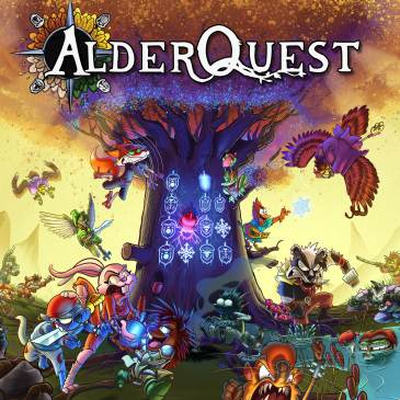 AlderQuest Launches on Kickstarter in November