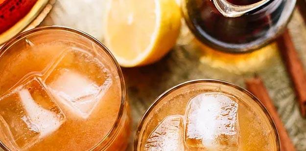 Maple & Irish Inspired Drinks