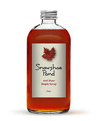 Organic VT Maple syrup