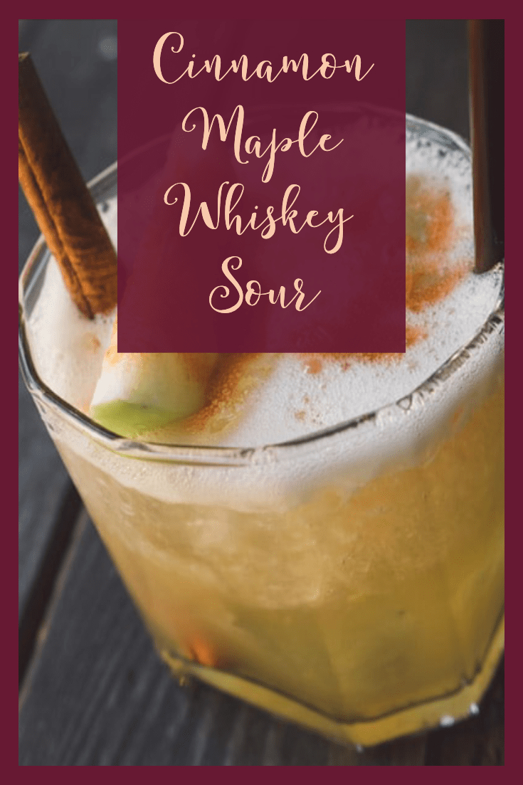 Read more about the article Cinnamon Maple Whiskey Sour