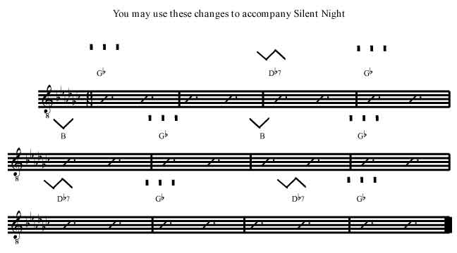 Silent Night Gb With Faith Hill Rockmaster Songbook