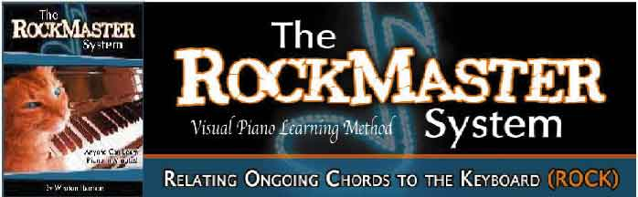 Too Young Rockmaster Songbook
