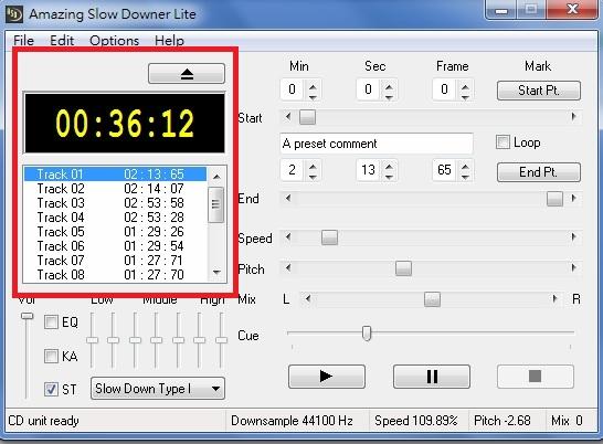 Amazing Slow Downer音樂軟體使用法 | Rockmemusical