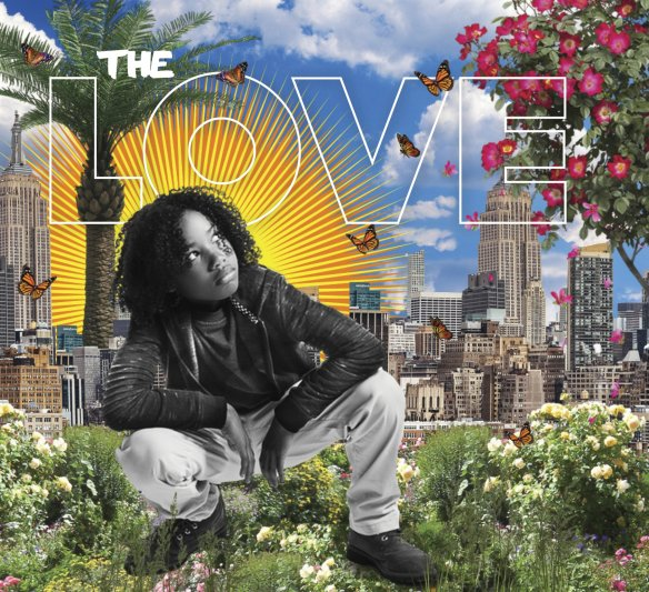 The Love Cover small