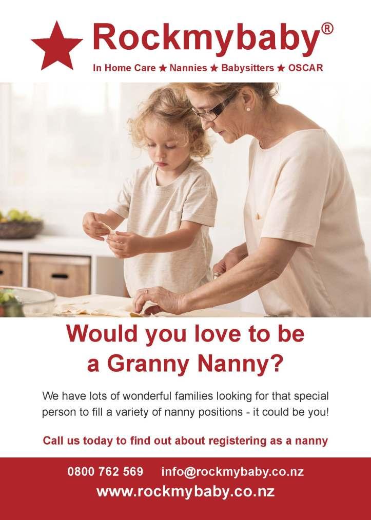 Granny Nanny Aug 2017