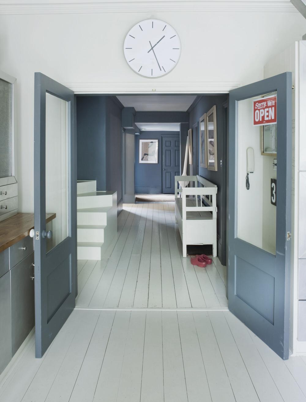 Brown And Green Interior Decor