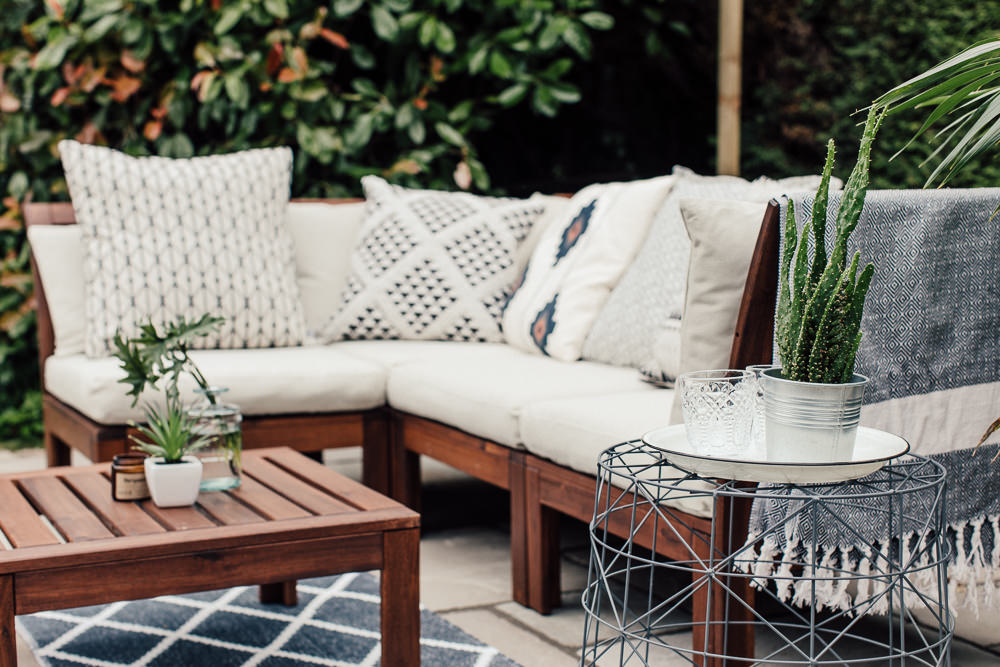 a patio for lounging rock my style