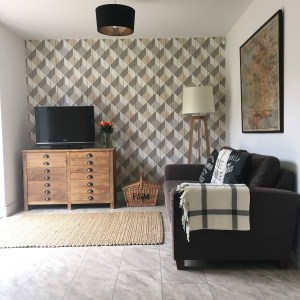 living wall feature industrial rustic woes rock lisa lifestyle daily geometric rockmystyle designs wood france panel