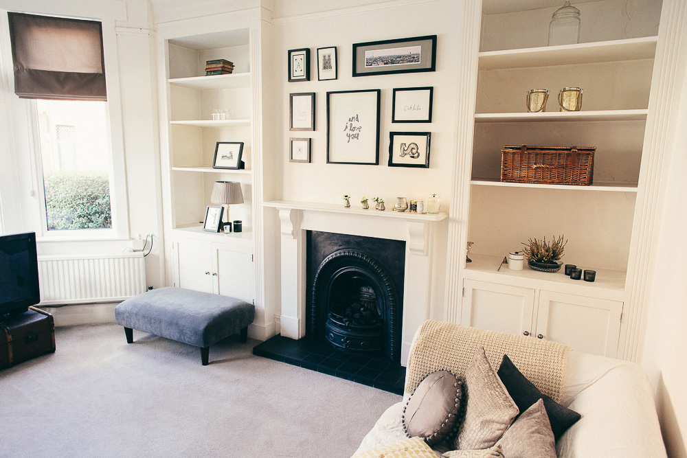 An Edwardian Terrace Interior Tour With Vintage Eclectic And