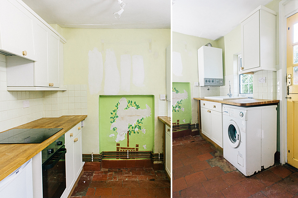 Victorian Home End Of Terrace Modernisation Redecoration And
