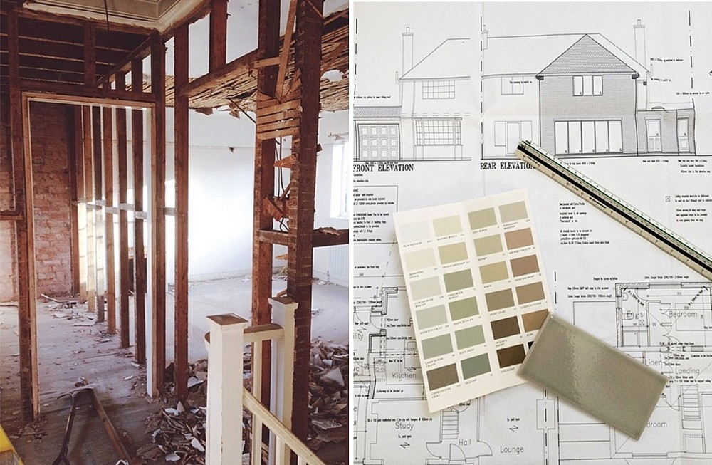 Lolly's House Renovation Ideas And Plans Rock My Style UK