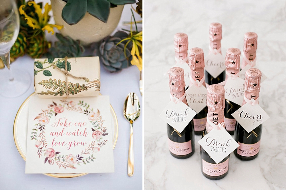 Unique And Eco-Friendly Wedding Favour Ideas Your Guests