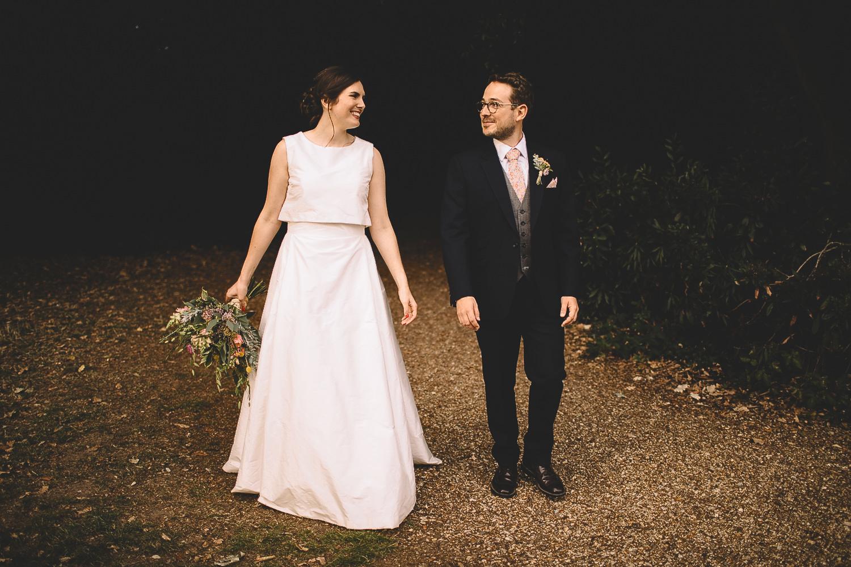 Highcliffe Castle Wedding With Bride In Homemade Wedding