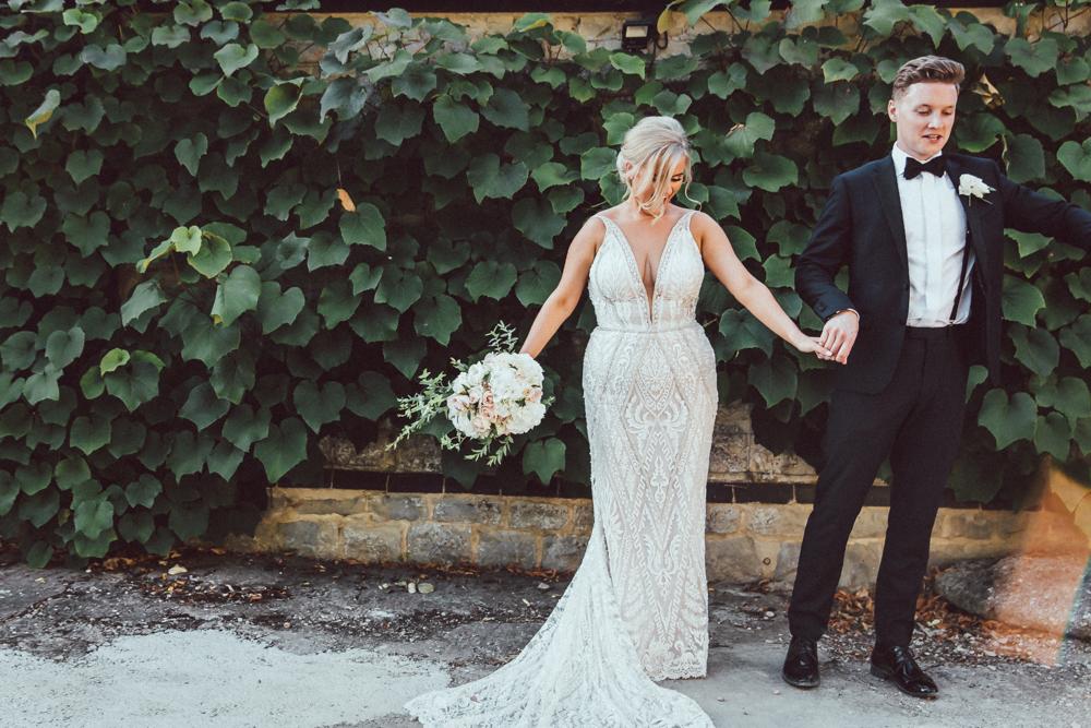 Galia Lahav Mermaid Style Wedding Dress // Longbourn