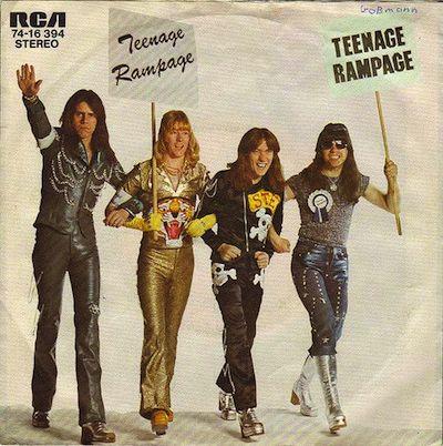 teenagerampage