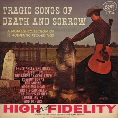 Tragic Songs Of Death And Sorrow, Starday Records, 1962