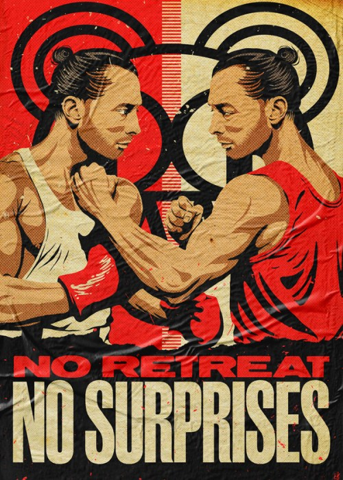 thom yorke kickboxers