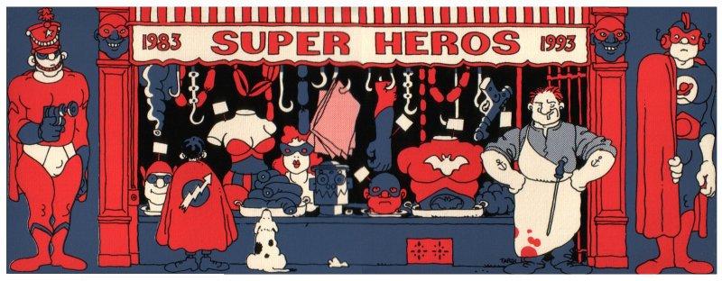 librairie-super-heros