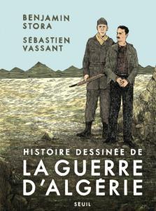 Couverture guerre d'Algérie Seuil