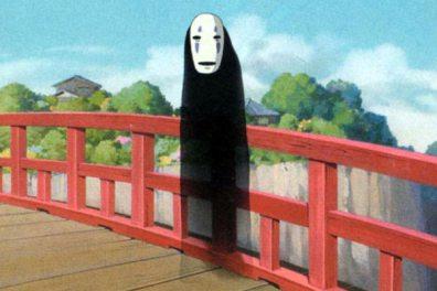 Sans-Visage, Le Voyage de Chihiro