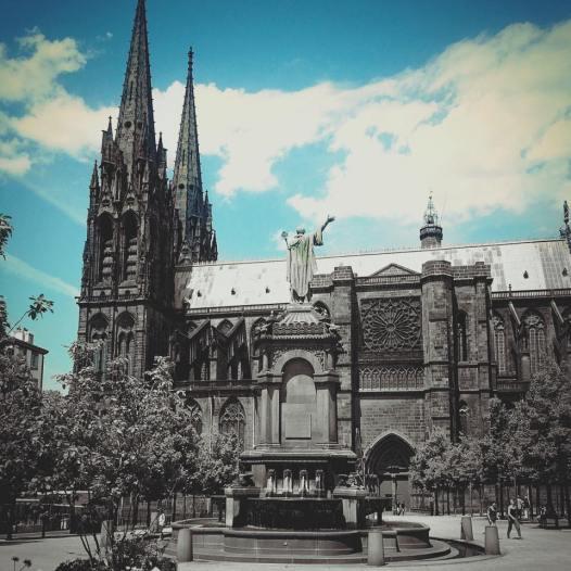 Cathédrale Clermont-Ferrand