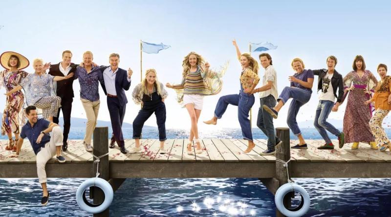 Mamma Mia, Here We Go Again : une suite passable