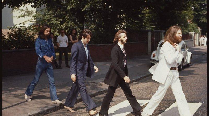 Abbey Road @Linda McCartney