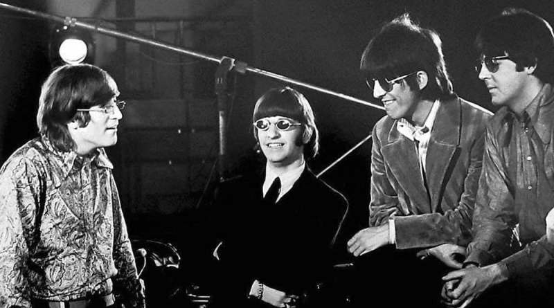 Beatles Tomorrow Never Knows