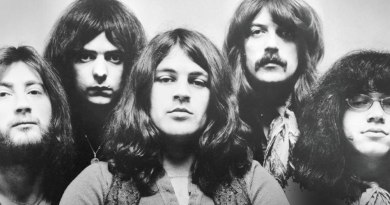 Cinq choses à savoir sur « Smoke on a Water » de Deep Purple