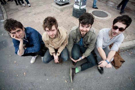 Suuns-Band