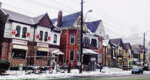 Maison dans Toronto.