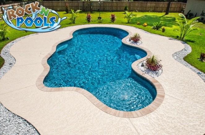 Rock'N'Pools Summerfield Loop Pool Banner