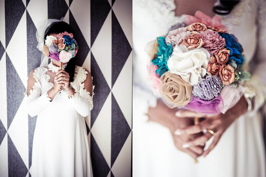 How To…Make Your Own Fabric Flower Bouquet (Tutorial By